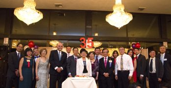 PICTORIAL: Seattle Chinese Post's 35th anniversary