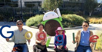 BLOG: Enter the world of Google — A tour of Google's headquarters in California