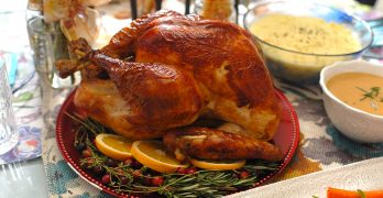 Why I don't need a turkey for Thanksgiving