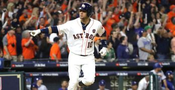 Gurriel banned five games in 2018 for racist gesture at Darvish