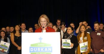 Durkan: Seattle's next mayor
