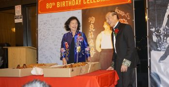 PICTORIAL: Grandmaster turns 80