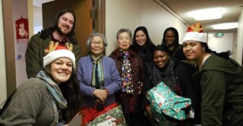 Chinatown International District annual holiday gift drive