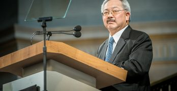 San Francisco Mayor Ed Lee dies suddenly