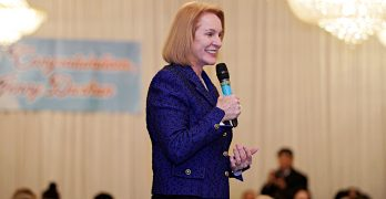 PICTORIAL: Welcome and Congratulations, Mayor Jenny Durkan