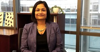 Deputy Mayor Shefali Ranganathan brings passion and purpose