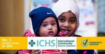ICHS ranked Washington's No. 1 community health center