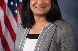 Jayapal appointed to Courts, Intellectual Property and the Internet Subcommittee