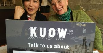 KUOW visits ID