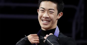 Nathan Chen dazzles with 5 quad jumps to win US nationals