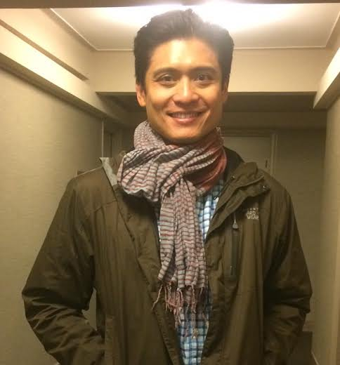 paolo montalban in seattle production of �mamma mia� at