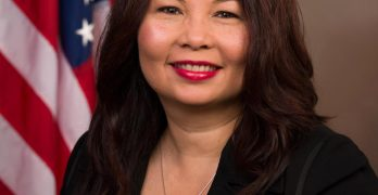 Sen. Duckworth still breaking barriers, and she likes it