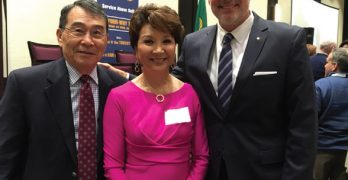 Seattle Rotary Club honors veterans