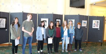 2018 Congressional Arts Competition winners