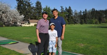9-year-old wins national event at Masters