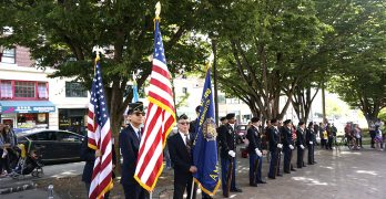 Cathay Post 186 holds annual Memorial Day service