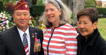 NVC honors vets at 73rd Annual Memorial Day service