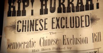 Film explores Chinese Exclusion Act as US immigration 'DNA'