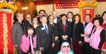 BLOG: China-Taiwan tension melts in Seattle's Chinatown