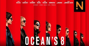 Ocean's 8: Even with all the glitz and glamor and beautiful clothes, it's still a little boring