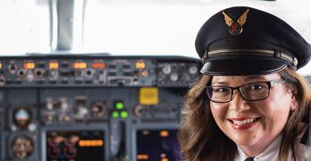 Soaring to new heights as a pilot